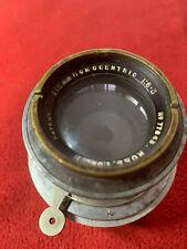 Rare ! ! ! ROSS London Homocentric 215mm/6.3 lens.