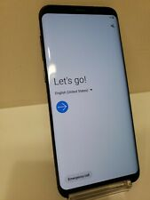 Samsung Galaxy S8 Plus SM-G955U - 64GB - Black Smartphone See Description