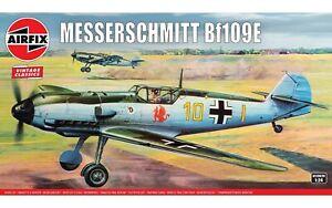 AIRFIX® VINTAGE CLASSICS A12002V Messerschmitt Bf109E in 1:24