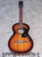 vintage FRAMUS 5/1 parlor Blues Gitarre pickup guitar chitarra Deutschland 1960`