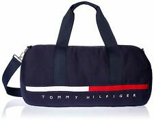 Tommy Hilfiger Large Duffle Bag, GYM Bag, Travel Bag, Canvas, Original, New
