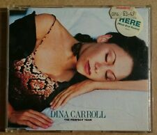 DINA CARROLL - THE PERFECT YEAR (CD💿) Used but very good condition 👍 ‼️