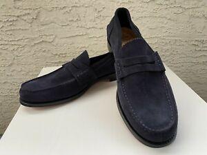 Church's Pembrey Suede Castoro Loafer Shoe
