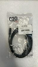 C2G 24910 HDMI to Single-Link DVI-D Computer to TV Cable (6 Feet, 1.82 Meters)