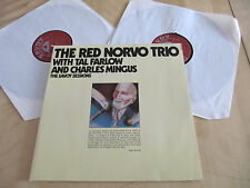 The Red Norvo Trio With Tal Farlow  And Charles Mingus, 2LP, Top Zustand!!!