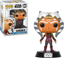 FUNKO POP! STAR WARS: Clone Wars - Ahsoka [New Toy] Vinyl Figure