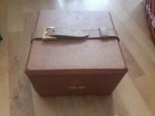 BAUME AND MERCIER VINTAGE WATCH BOX