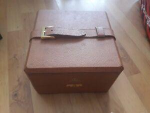 BAUME AND MERCIER VINTAGE WATCH BOX