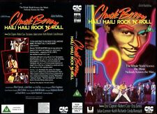 Chuck Berry Hail! Hail! Rock N Roll VHS Video Promo Sample Sleeve/Cover #15551