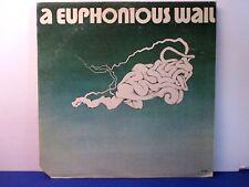 A Euphonious Wail  Kapp 3668 Promo S/T  '73 Hard Psych Rock  Northern California