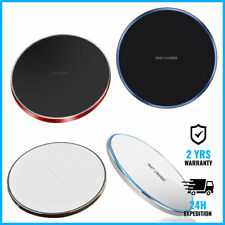 GY-68 Qi Wireless Charger Charging Pad Plate Mat Dock Chargeur Sans Fills