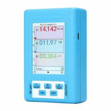 BR-9A Electromagnetic Field Radiation Detector Digital EMF Meter Moniter