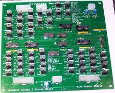 Brand New GDB003 System 3 Driver Board for Gottlieb pinball machines