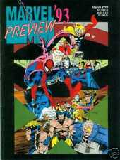 Marvel'93 Preview Magazine (EE. UU.)