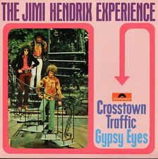 ★☆★ CD Single Jimi HENDRIX Crosstown Traffic 2-track CARD SLEEVE  ★☆★