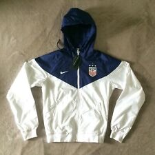 US Womens Soccer 4 Stars World Cup Champions Nike Windrunner Jacket  Small
