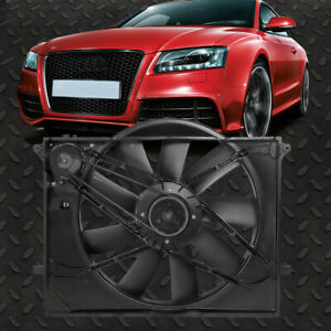 FOR 00-02 MERCEDES-BENZ S430 S500 CL500 OE STYLE RADIATOR COOLING FAN MB3115113