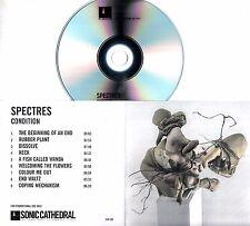 SPECTRES Condition 2017 UK 9-trk promo test CD