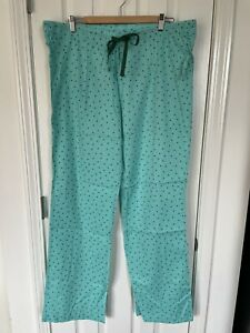 NWT Old Navy Lounge Sleep Pants XL Tall Women's Cotton NEW