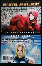 Marvel Spotlight Robert Kirkman