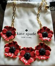 Kate Spade Precious Poppies Collar098 Necklace