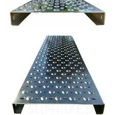 Laufsteg Steg Gangway aus Aluminium - Barfußfreundlich! | Trailer Boot
