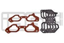 IAG Phenolic Spacer Pair 3MM Thick for 02-14 Subaru WRX 04-15 STi 05-12 LGT/FXT