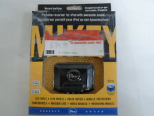 NEW Blue Microphones Mikey Recording Microphone for iPod 7495-2