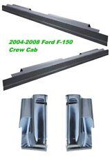 Rocker Panels And Cab Corners 2004-2008 Ford F-150 Crew Cab 4 Door Pickup Pair