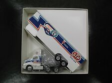 Richard Petty WINROSS Racing Scene Fan Tour Transport Truck NIB
