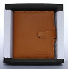 Mont Blanc Leather Organizer Diaries & Notes Planner 9504 Natural