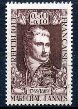 TIMBRE FRANCE OBLITERE N° 1593 CELEBRITE DU XVIII° AU XX° MARECHAL JEAN LANNES