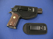 IWB Conceal Carry Holster fits Colt 1911, Kimber, Wilson, Remington, Springfiel