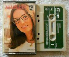 """Nana Mouskouri  """"Alléluia""""  K7 audio TBE"""
