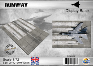 Coastal Kits 1:72 Scale Runway Display Base