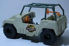 Jurassic Park The Lost World Jeep Net Trapper Vehicle 1998 Incomplete