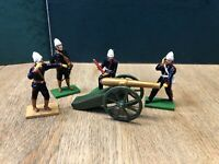 Mountford Miniatures: British Mountain Artillery. 54mm Metal Figures