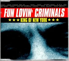 FUN LOVIN' CRIMINALS - KING OF NEW YORK - CD SINGLE