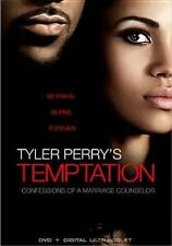 Tyler Perry's Temptation Confessions 0031398171249 DVD Region 1