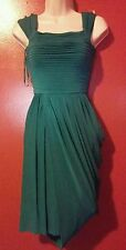 Nwt BCBG MAXAZARIA  jade dress bandage top drape skirt xxsm