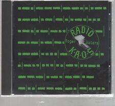 ROGER WATERS RADIO KAOS (PINK FLOYD) CD F.C. COME NUOVO!!!