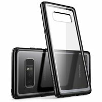 For Samsung Galaxy Note 8 Case i-Blason Clear [Halo Series] Hybrid Bumper Cover