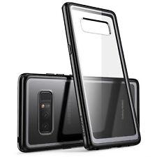 For Samsung Galaxy Note 8 Case i-Blason Clear [Halo Series] Hybrid Bumper Cover