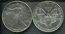 USA 1993 - 1 Dollar in Silver (1 oz), Bu American Eagle Liberty
