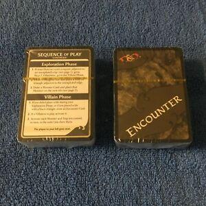 Dungeons & Dragons: Wrath of Ashardalon Board Game - Replacement Card Set