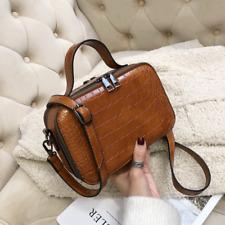 Women Handbags Leather Crossbody Bags Solid Colors Shoulder Bag Messenger Bags