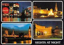 BR83468 sights at night london coca cola skol   uk