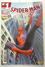spider man 1  marvel now janvier 2015   Panini