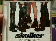 Skulker Too Fat For Tahiti MUSIC CD - FREE POST