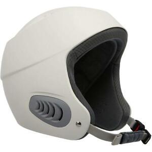 Westt Ski Adult Ski & Snowboard Helmet Women & Men Quick Release Buckle White L